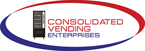 Consolidated Vending logo
