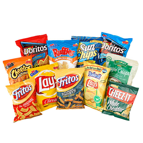 Variety of chips